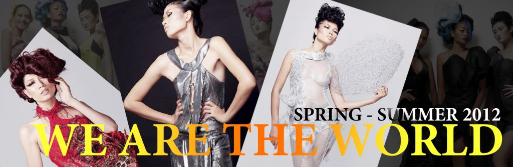 SPRING – SUMMER 2012: WE ARE THE WORLD