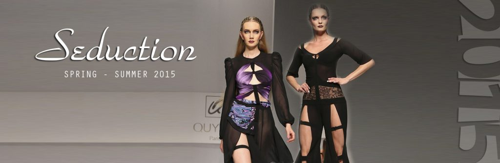 SPRING – SUMMER 2015: SEDUCTION