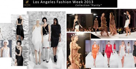 Los Angeles Fashion Week - 2013